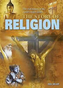 The Story of Religion by Woolf, Alex -Hcover
