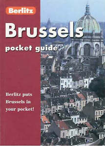 BERLITZ POCKET GUIDE  - BRUSSELS