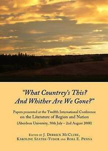 'What Countrey's This? And Whither are We Gone?': Papers Presented at-ExLibrary