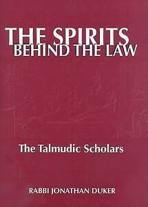 THE SPIRITS BEHIND THE LAW - New Book DUKER, JONATHAN