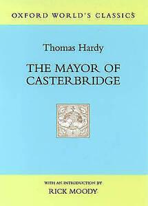 Very Good, The Mayor of Casterbridge (Oxford World's Classics), Hardy, Thomas, B