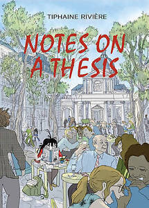 RIVIRE,TIPHAIN-NOTES ON A THESIS  BOOK NEW