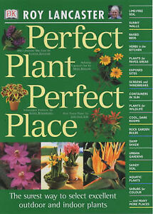 Perfect Plant, Perfect Place, Lancaster, Roy, Good Used  Book