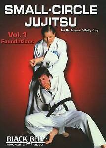 Small-Circle Jujitsu: Volume 1 by Wally Jay (DVD, 1998)