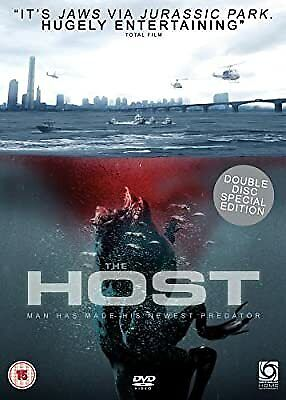 The Host [2006] (2 -DISC EDITION) [DVD], , Used; Very Good DVD