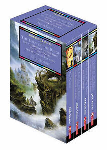 The-Lord-of-the-Rings-AND-The-Hobbit-by-J-R-R-Tolkien-Paperback-2002
