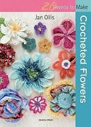 Crochet Flowers Book