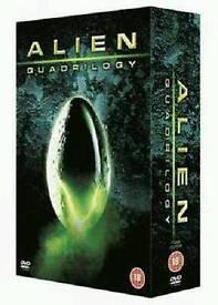 Alien Quadrilogy (9 Disc Complete Box Set) DVD Sigourney Weaver, Tom Skerritt