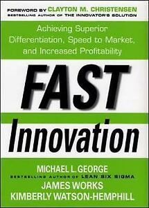Fast Innovation: Achieving Superior Differentiation