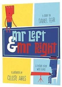 Mr Left and Mr Right by Fehr Daniel  Hardcover Book  9781783706679  NEW - Leicester, United Kingdom - Mr Left and Mr Right by Fehr Daniel  Hardcover Book  9781783706679  NEW - Leicester, United Kingdom