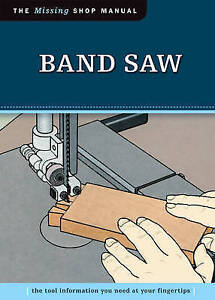 BAND SAW  BOOK NEW