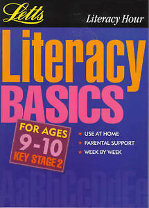 """AS NEW"" Fidge, Louis, Literacy Basics: Ages 9-10 (Literacy basics) Book"