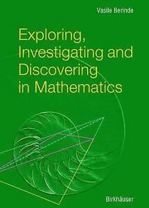 Exploring, Investigating and Discovering in Mathematics, Vasile Berinde