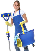 Weekly & bi-weekly residential cleaning services