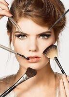 Face Female Model