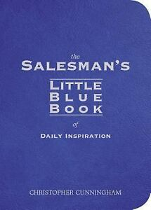 Books gt cookbooks gt see more the salesman s little blue book of daily