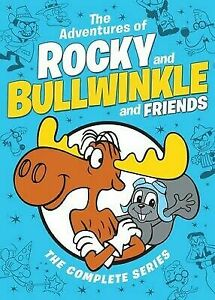 The Adventures of Rocky and Bullwinkle and Friends: The Comp