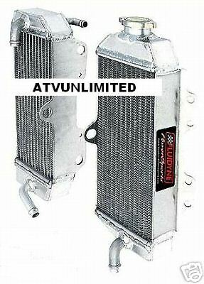 YAMAHA YZ450F FLUIDYNE RADIATOR RADIATORS SET YZ 450F 2010-2013