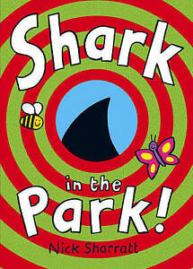 Shark-in-the-Park-ExLibrary