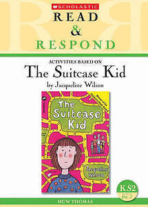 The Suitcase Kid: KS2 (Read & Respond), Good Condition Book, Thomas, Huw, ISBN 9