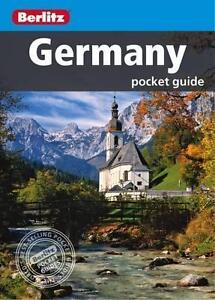 Berlitz: Germany Pocket Guide  BOOK NEU