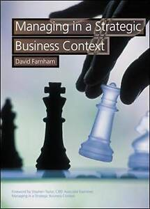 Managing in a Business Context-ExLibrary