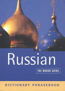 034AS NEW034 Russian A Rough Guide Dictionary Phrasebook Rough Guide Dictionary Ph - Consett, United Kingdom - 034AS NEW034 Russian A Rough Guide Dictionary Phrasebook Rough Guide Dictionary Ph - Consett, United Kingdom