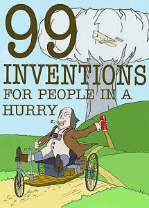 99 Inventions for People in a Hurry Thomas Wengelewski - <span itemprop=availableAtOrFrom>Fairford, United Kingdom</span> - 99 Inventions for People in a Hurry Thomas Wengelewski - Fairford, United Kingdom