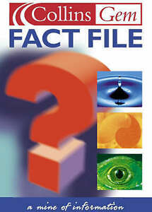 Very-Good-Paperback-Collins-Gem-Fact-File-Henderson-Elaine