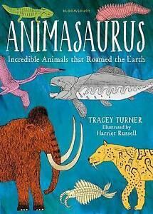 Turner Tracey-Animasaurus  BOOKH NEW