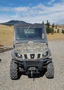 2009 Yamaha Rhino 700 with lots of extra's
