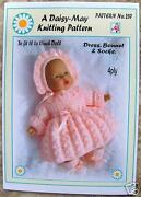 Reborn Dolls Knitting Patterns