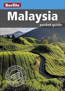 Berlitz: Malaysia Pocket Guide (Berlitz Pocket Guides), APA Publications Limited