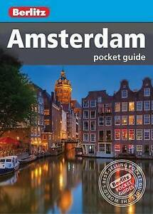 Very Good, Berlitz: Amsterdam Pocket Guide (Berlitz Pocket Guides), Berlitz, Boo