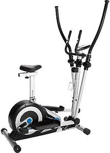95efbbf3f Davina Magnetic 2in1 Cross Trainer and Exercise Bike for sale online ...