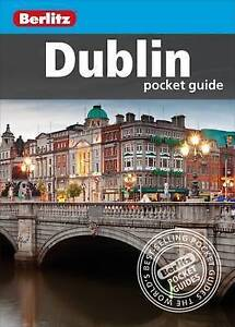 Berlitz: Dublin Pocket Guide (Berlitz Pocket Guides), Berlitz, New Book