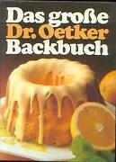 Dr Oetker Backbuch