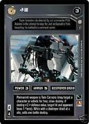 Star Wars CCG Destroyer Droid