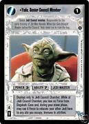 Star Wars CCG Yoda