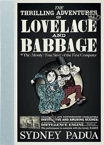 Thrilling Adventures of Lovelace  BOOK NEW