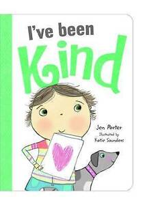 I've Been Kind, Jen Porter, New Book