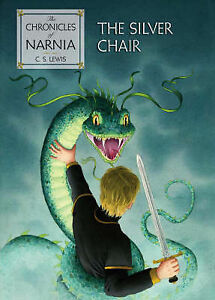 The silver chair the chronicles of narnia book 6 by c s lewis