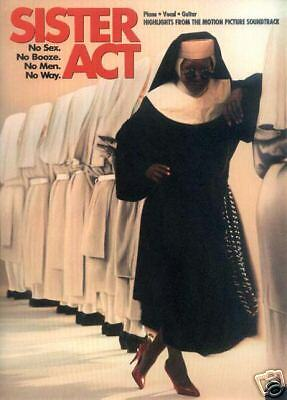 Sister Act 1 Highlights Songbook Noten