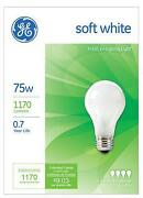 75 Watt Light Bulbs