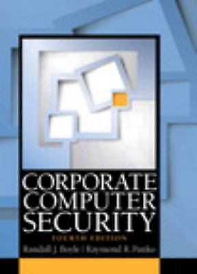 Corporate Computer Security (4th Edition) 1