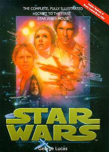 Star Wars: Illustrated Script (Illustrated Filmscript)-ExLibrary