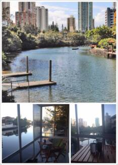 Surfers Paradise River view share house