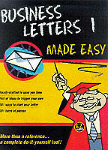 Business Letters I Made Easy, , Very Good Book
