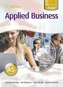 COLLINS APPLIED BUSINESS AS LEVEL FOR AQA SINGLE DOUBLE AWARD CD ROM QUESTIONS - <span itemprop=availableAtOrFrom>High Wycombe, Buckinghamshire, United Kingdom</span> - If goods are faulty, damaged or mis-described then return postage will be paid by the seller. If buyer changes their mind, or no longer wants the goods, then return  - High Wycombe, Buckinghamshire, United Kingdom