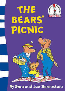 Stan-Berenstain-Beginner-Books-The-Bears-Picnic-Berenstain-Bears-Book